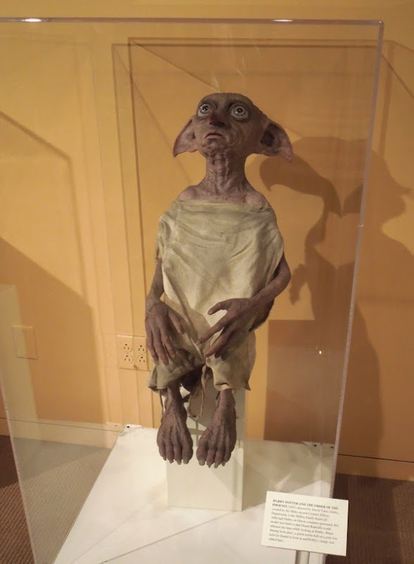 Dobby house elf model Harry Potter