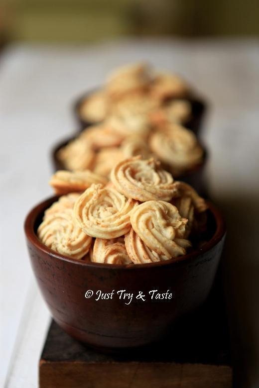 Resep kue kering sagu keju renyah dan mudah