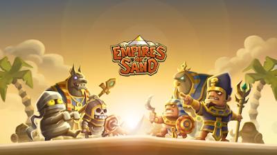 Empires of Sand Mod Apk 3.53 Unlimited Money Terbaru