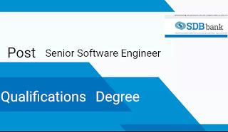 Senior Software Engineer