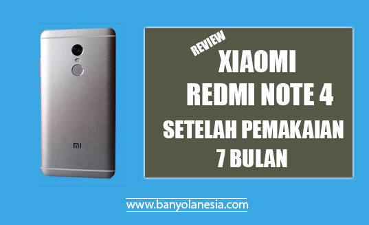 Review Xiaomi Redmi Note 4