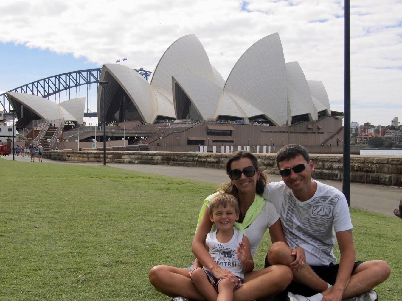 Opera House em Sydney