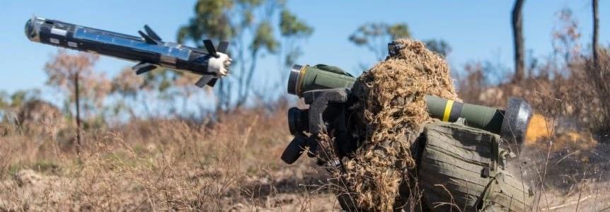 США схвалили продаж Австралії ракет FGM-148E Javelin