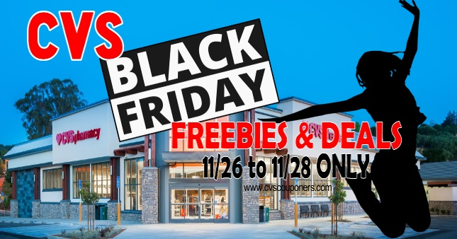 Top 30 Black Friday Deals at CVS 2020