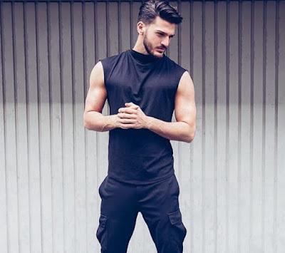 Guarda-roupas cápsula masculino