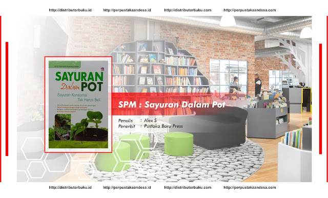 SPM : Sayuran Dalam Pot