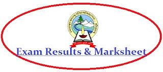 Uttarakhand Sanskrit University Result 2021