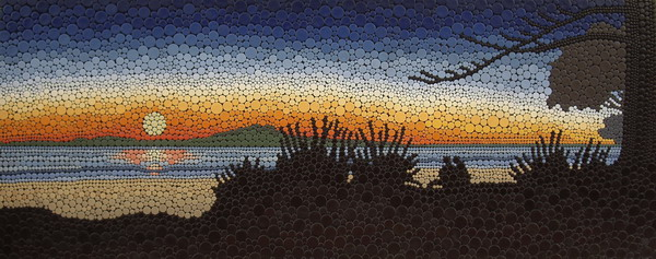 Contemporary Mosaic Art By Claire Fairweather Gallery 1