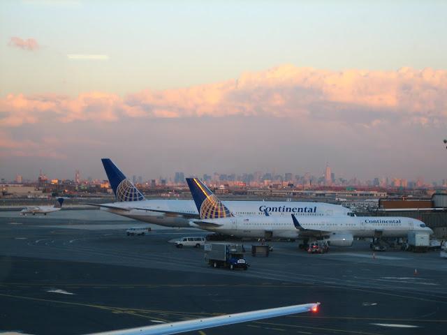 コンチネンタル航空 Continental-airlines