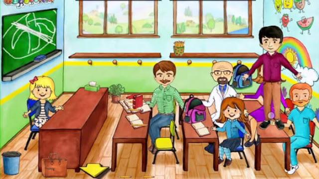 تحميل لعبة ماي بلاي هوم المدرسة مجانا احدث اصدار My PlayHome: School APK للاندرويد برابط مباشر.