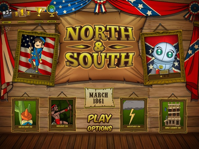 game the bluecoats north vs south full version