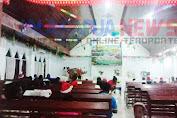 GKII Jemaat harapan bertunas kalibobo Nabire  telah gelar ibadah  perayaan  Natal jemaat.
