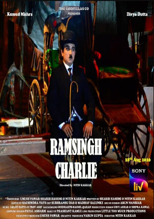 Ram Singh Charlie 2020 WEB-DL 300Mb Hindi 480p