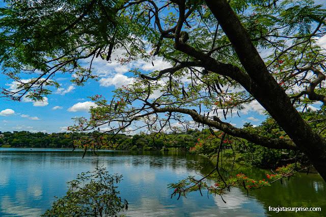 Lagoa da Pampulha, Belo Horizonte