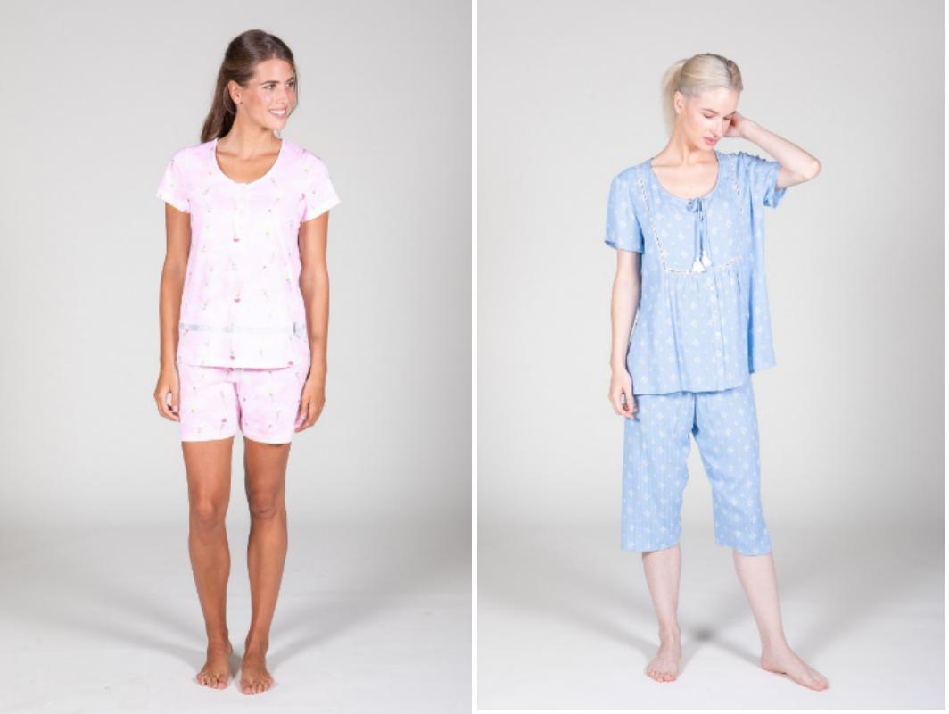 pijamas mujer egatex