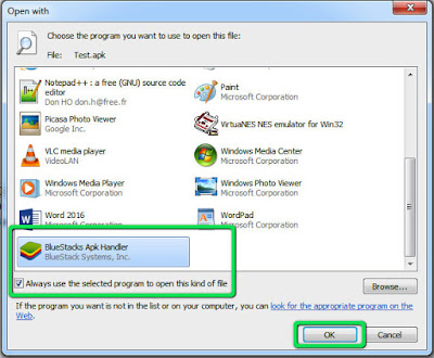 How to Install APK In Android and Windows Bluestacks