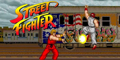 Historia género peleas videojuegos