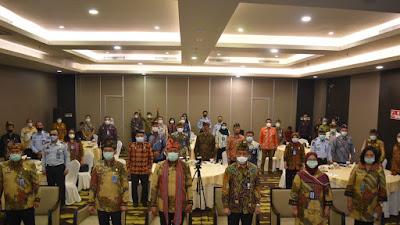 Cegah Pungli dan Gratifikasi, Lapas Selong Ikuti Penguatan UPP dan UPG
