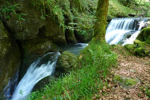 Cascadas Río Infierno