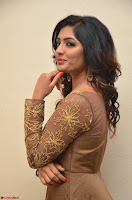 Eesha looks super cute in Beig Anarkali Dress at Maya Mall pre release function ~ Celebrities Exclusive Galleries 060.JPG