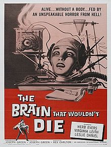 Retro Sci-Fi Weekend: 'The Brain That Wouldn't Die'