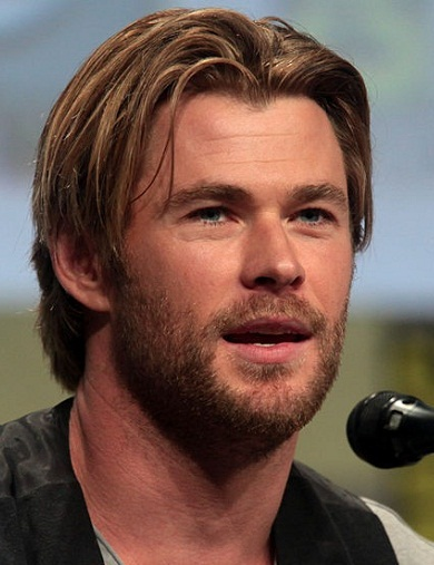 Chris Hemsworth Weight