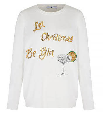 Let the gin begin Christmas Jumper