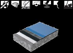 Esquema de pintado Sika ComfortFloor Pro