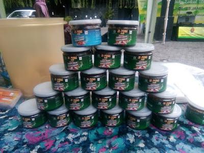 produk lokal kualitas global sambal ji-pong