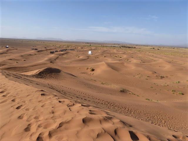 duna di tinfou vicino zagora
