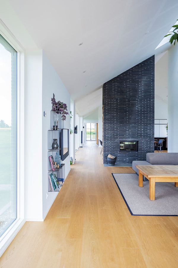 A Modern Farmhouse in Denmark - design addict mom