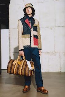 INYIM Media Fashion Lookbook: Brand LOUIS VUITTON Resort 2022 Men's Collection!