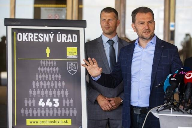 Megvan, kik fogják irányítani a felvidéki magyarlakta járásokat