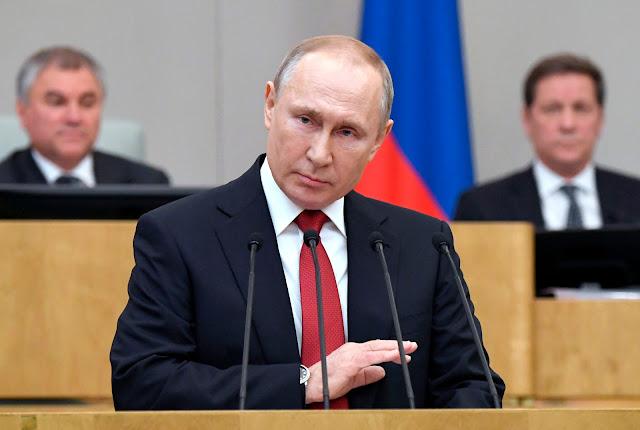 Vladmir Puttin