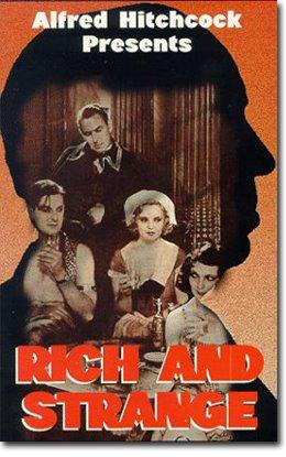Poster do filme Ricos e Estranhos