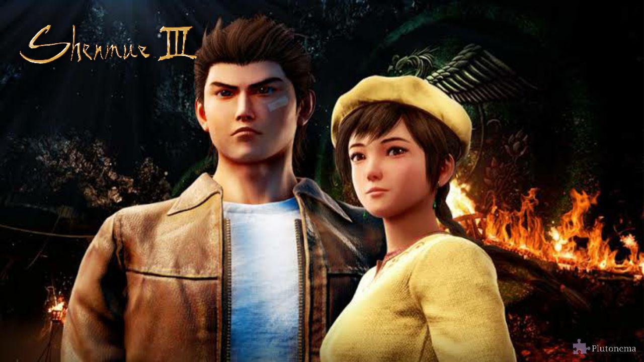 game, shenmue 3, playstation 4, steam, info game, review game,