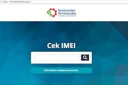 Cara Cek IMEI Smartphone