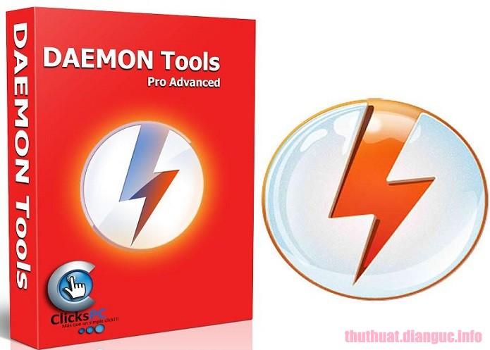 Download DAEMON Tools Pro 8.3.0.0749 Full Crack