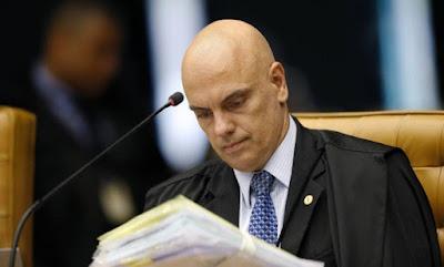 Moraes defende prisão após condenação em segunda instância