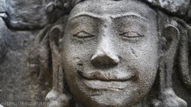Camboya, arte, mochilero, templo, viaje, recorrido, promedio