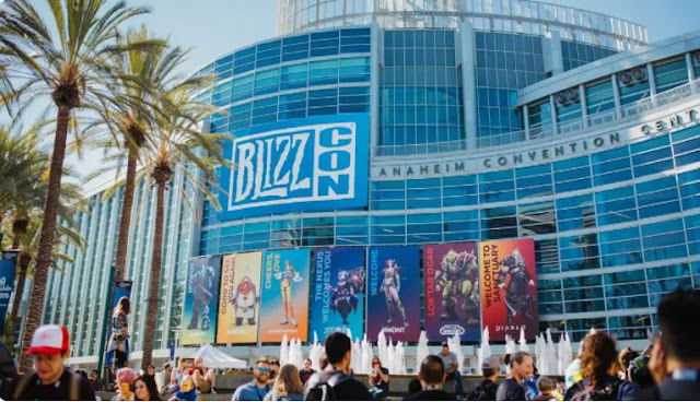 Blizzard has decided to cancel Blizzcon 2021