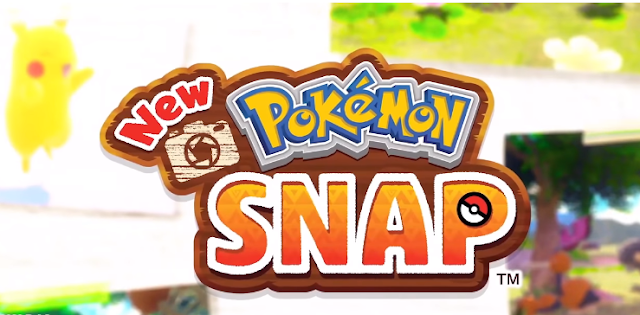 'New Pokemon Snap' Announced, We Will Try to Take Pokemon Photos on a Desert Island