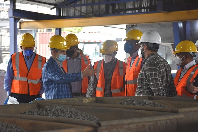 El motivo de la visita del ministro de Energía y Minas a San Juan de la Maguana