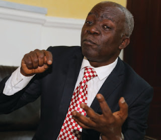 News: Femi Falana - Nigeria has enough laws to curb hate speeches