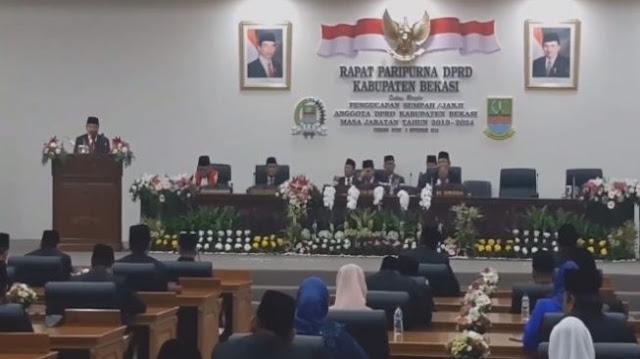 Detik-detik PNS Positif Corona Ikut Rapat di Gedung DPRD Bekasi, Bubar!