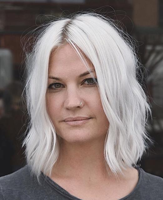 best white hair color 2019 ideas