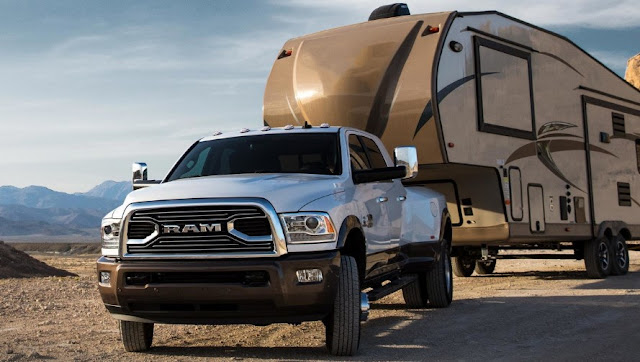 2018 Ram 3500 Heavy Duty the ideal pick-up if you need to move your house