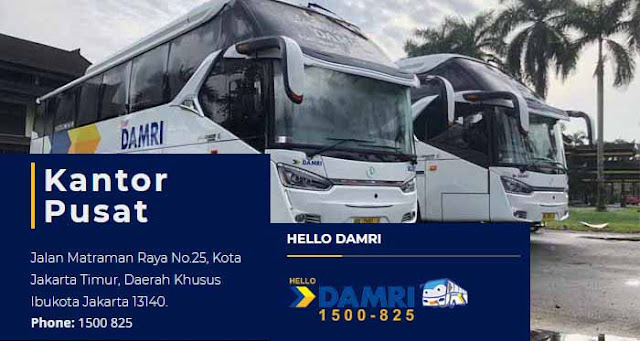Call Center Damri