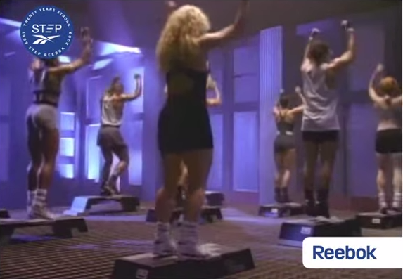 Workout da Semana: Reebok Workout com Step