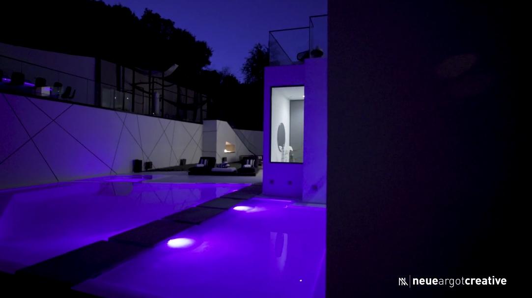 54 Interior Design Photos vs. 9814 Hythe Ct, Beverly Hills, CA Luxury Home Tour